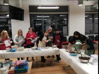 Christmas Pudding Stir-up