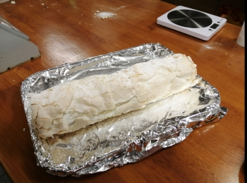 Baking Class 2019 - Meringue Roulade