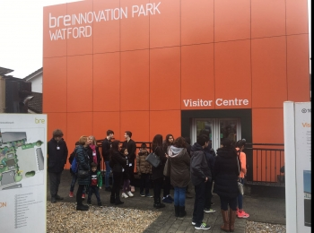 TRIP TO THE FUTURE : BRE INNOVATION PARK