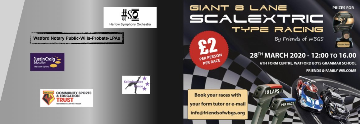 Giant Scalextric Event